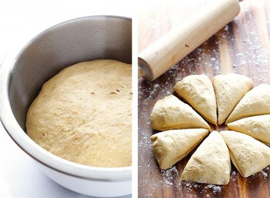 Làm bánh mì naan