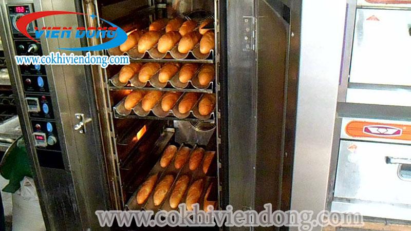 tủ nướng bánh mì điện