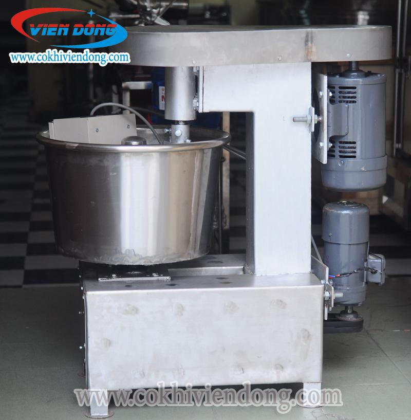 Đánh giá máy trộn bột mì