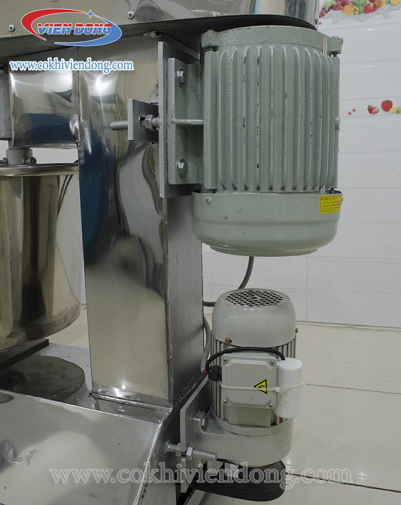 Chọn máy trộn bột