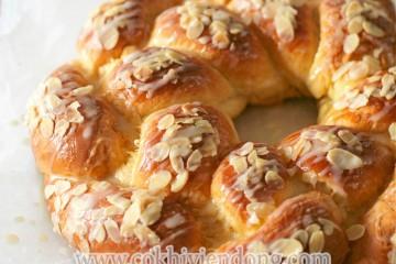 Bánh mì hoa cúc thơm ngon hấp dẫn