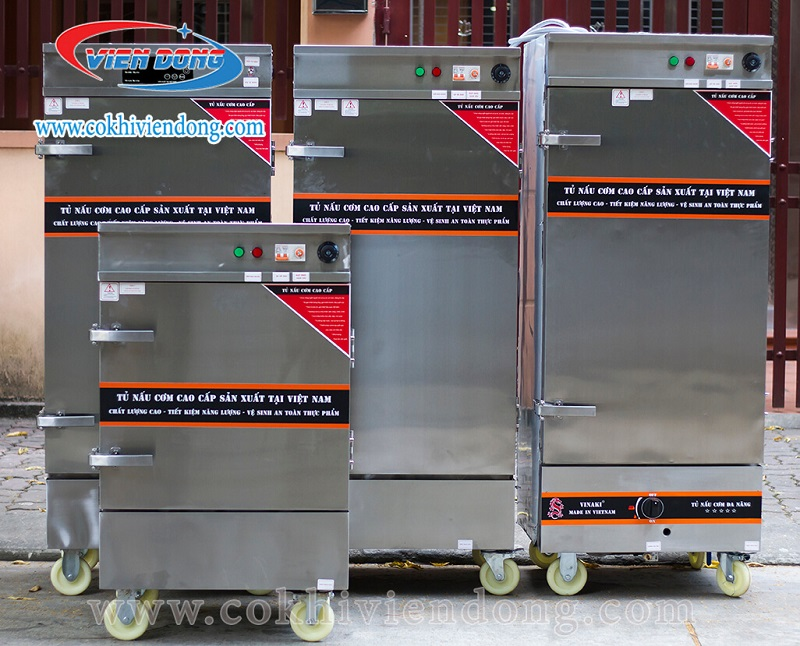 Dây chuyền làm bánh bao hiện đại với đầy đủ máy móc thiết bị