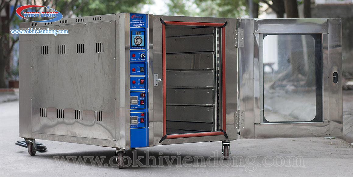 lò nướng bánh mì 5 khay việt nam