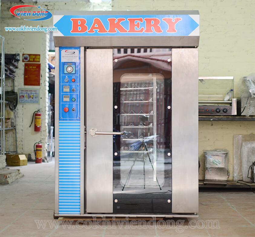 Lò nướng bánh mì xoay 10 Khay