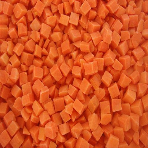 Máy cắt cà rốt hạt lựu