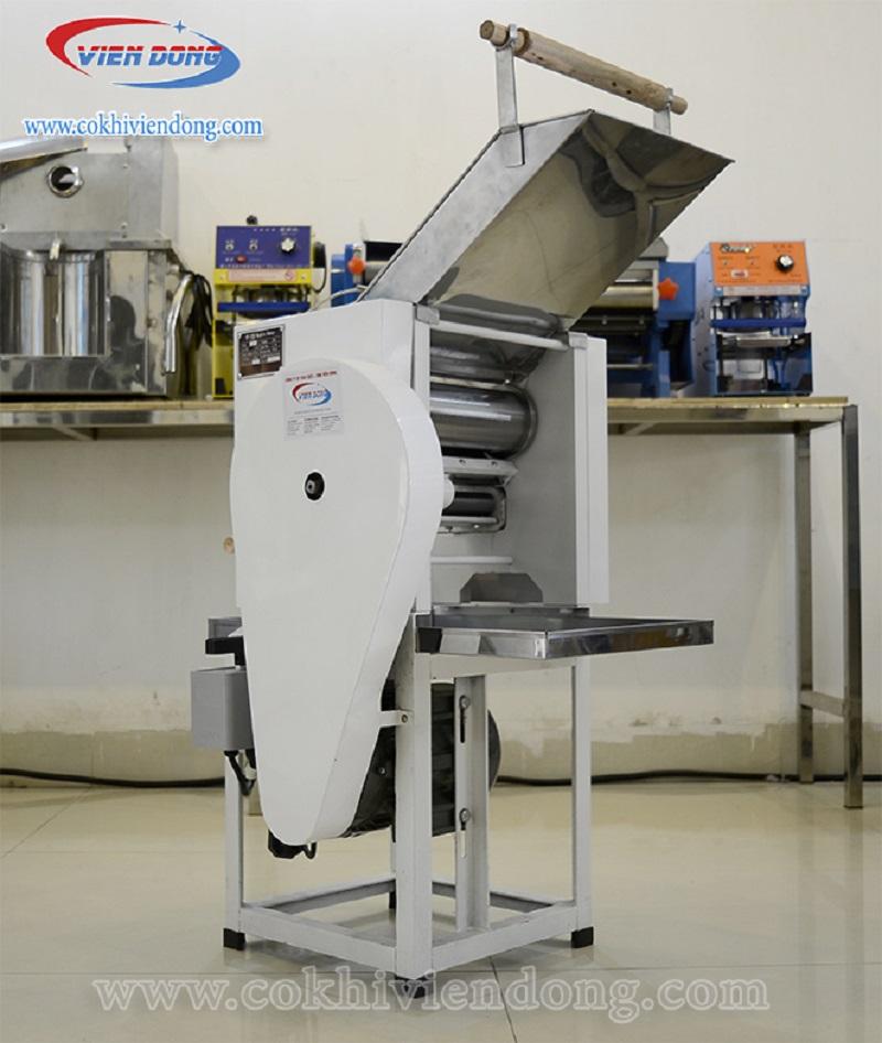 máy cán bột làm mỳ tươi MT-250