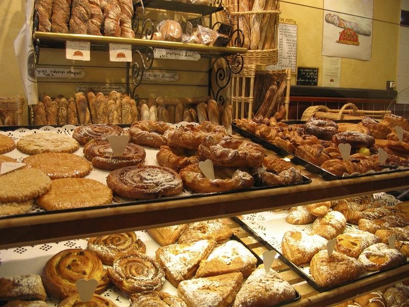Lò bánh mì ở Hà Nội