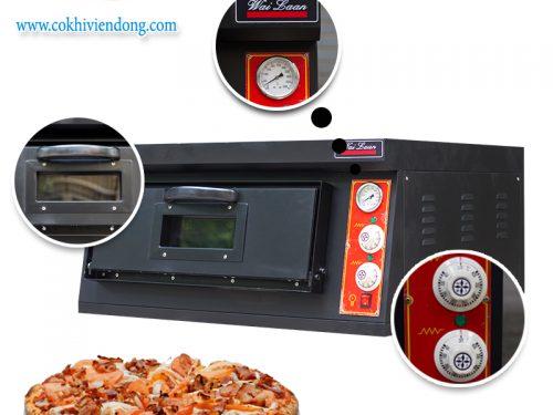 bảng điều khiển lò nướng pizza