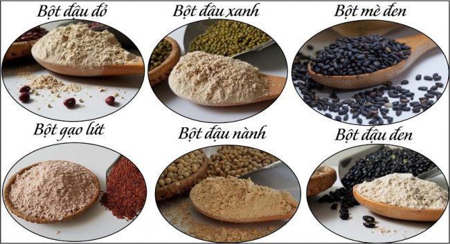 các loại bột
