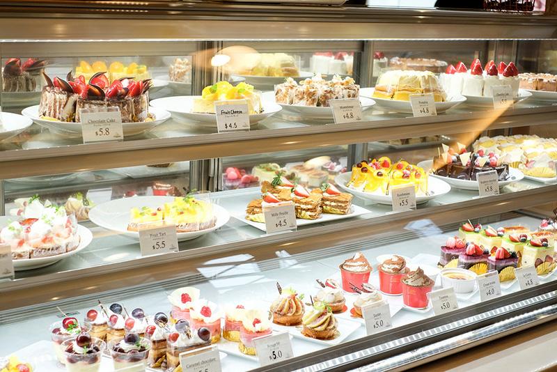 Tủ bánh ngọt