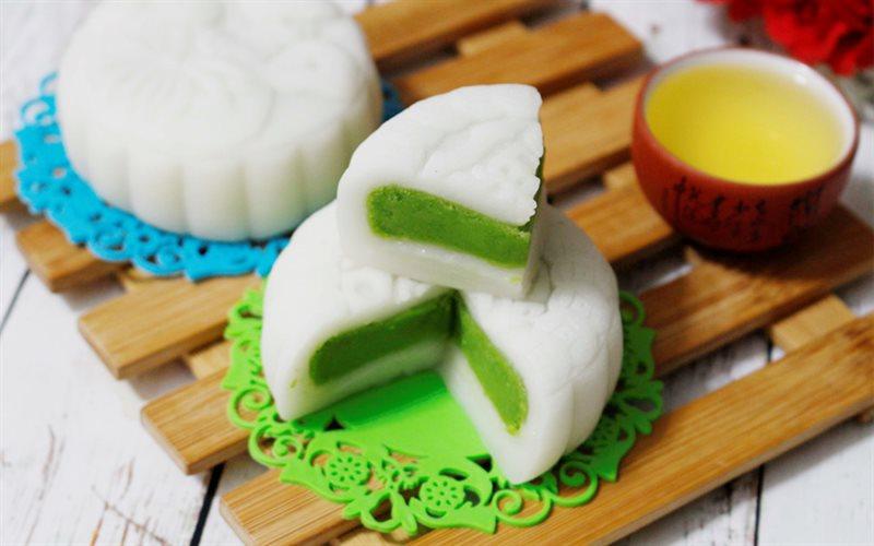 Cách làm bánh dẻo tại nhà