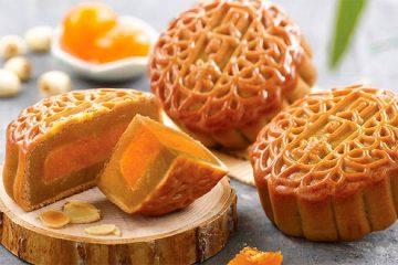 Bí quyết nướng bánh trung thu để bán màu vàng cực đẹp