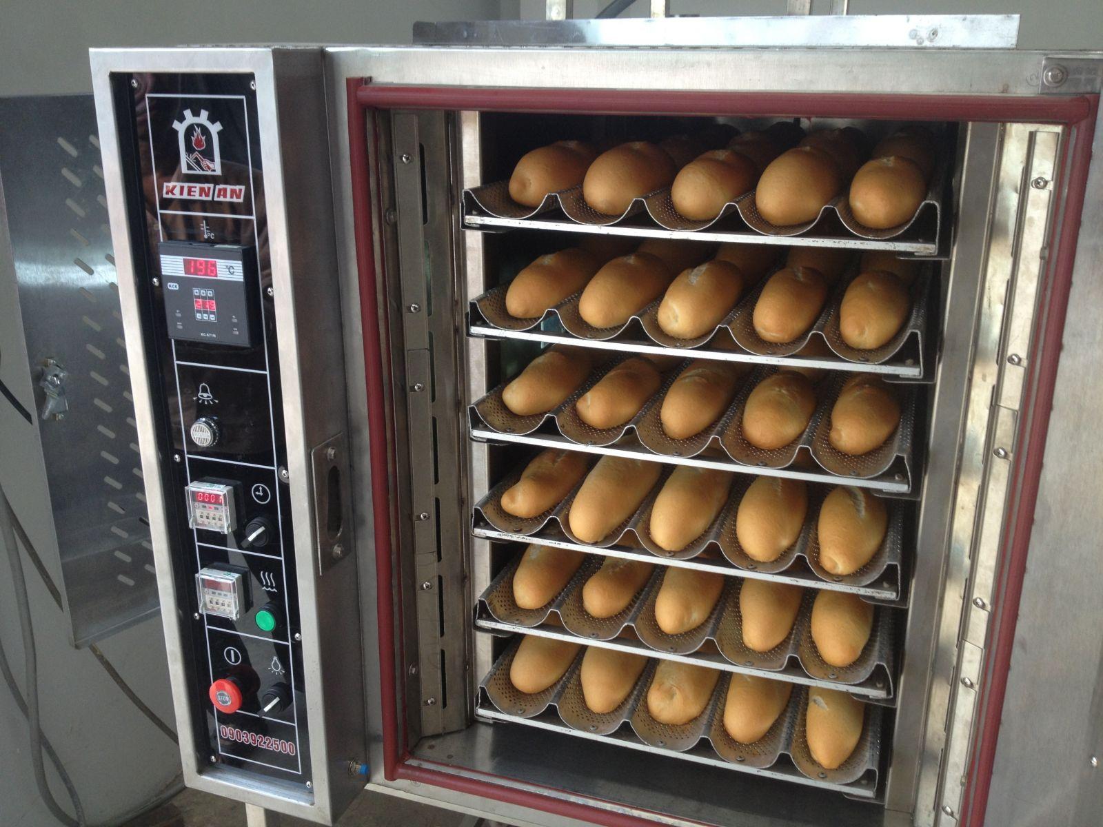 lò nướng bánh mì 2