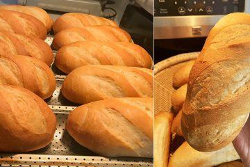 Đặt hàng dây chuyền làm bánh mỳ đầy đủ từ A – Z