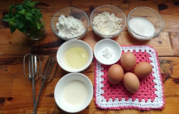 nguyên liệu nhân bánh