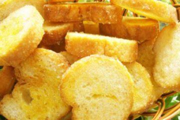 Cách làm bánh mì bơ đường không cần lò nướng