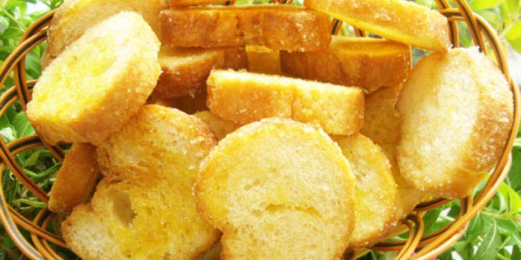 Cách làm bánh mì bơ đường không cần lò nướng - Chỉ cần áp chảo thôi
