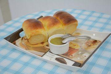 Cách làm bánh mì sandwich bơ sữa