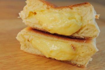 Cách làm bánh mì bơ sữa bằng chảo