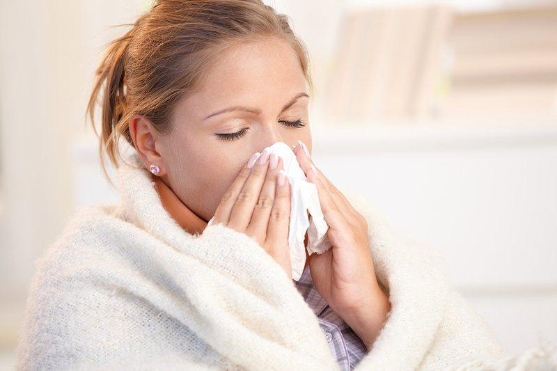 Người bị cảm lạnh không nên ăn nghêu
