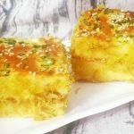 Cách làm bánh mì chà bông sốt phô mai