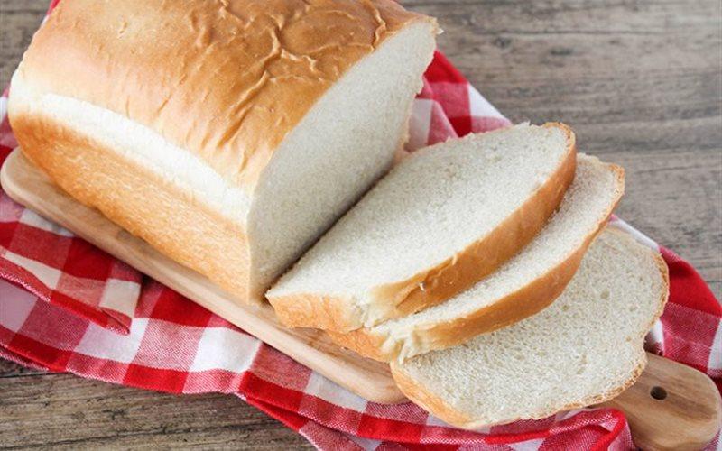bánh mì gối trắng