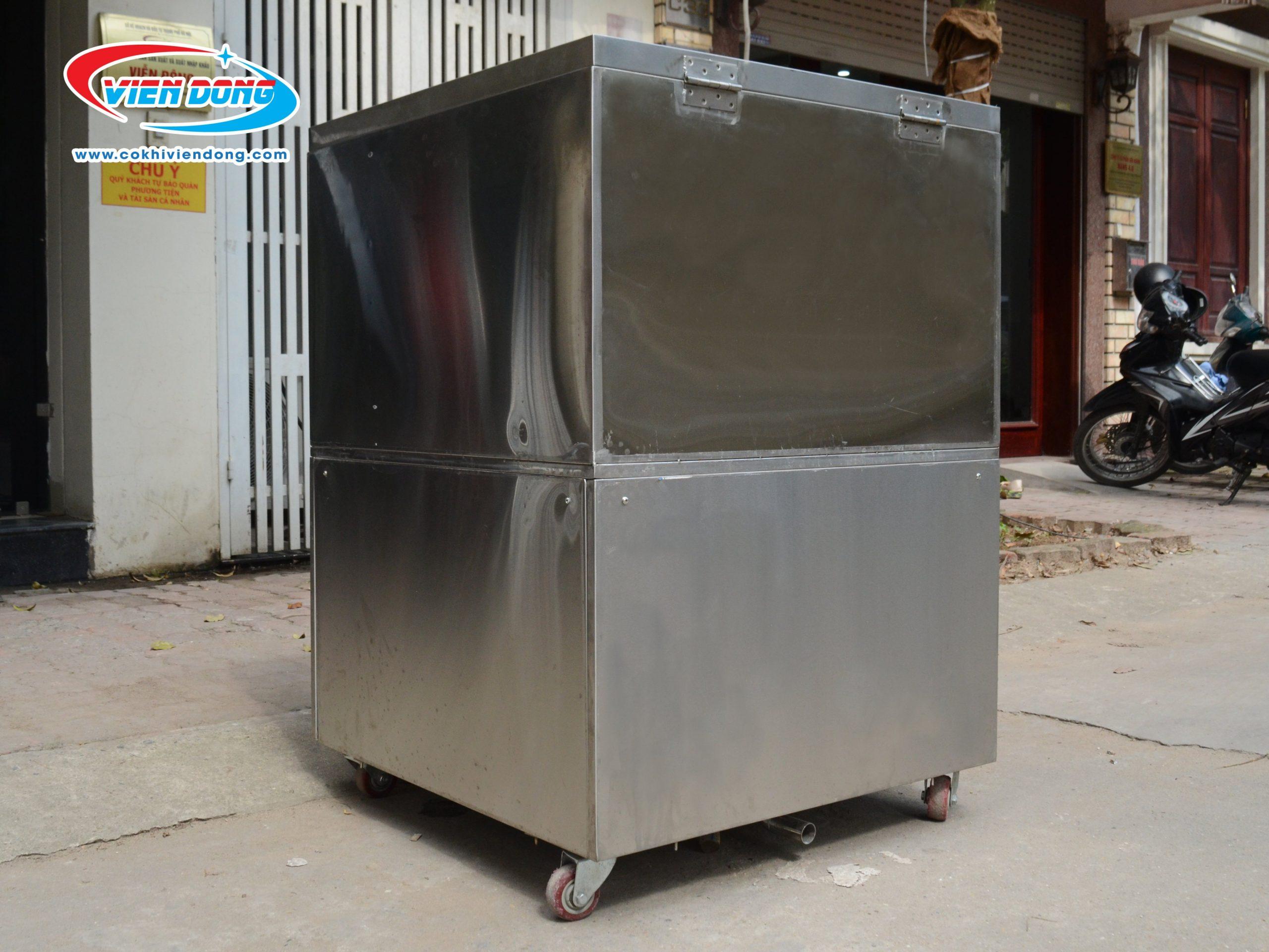 Máy rửa chén đĩa làm từ chất liệu inox 304