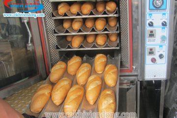 Công suất lò nướng bánh mì