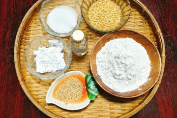 Các món từ bột nếp – TOP 4 loại bánh chế biến đơn giản từ bột nếp