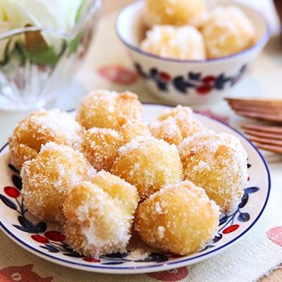Bánh rán tẩm đường